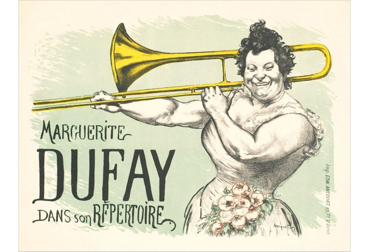 Anquetin, Marguerite Dufay, 1898