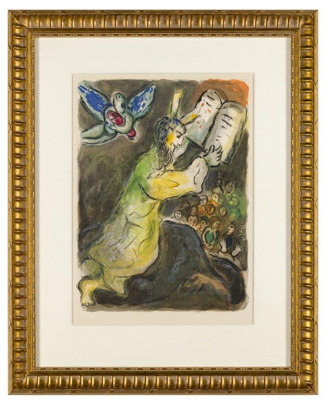 Chagall, Congregation Of Children