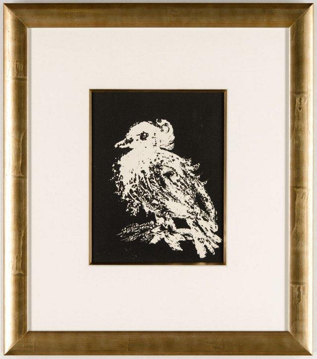 Picasso, La Petite Colombe (Small Dove)