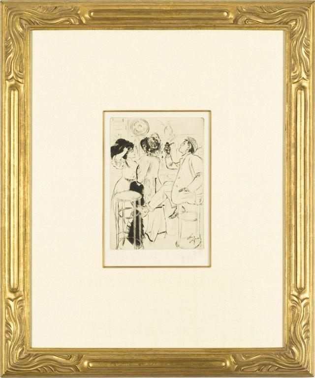 Legrand, Sportsmen 1909