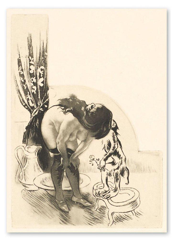 L. Auguste Mathieu Legrand, Confidence
