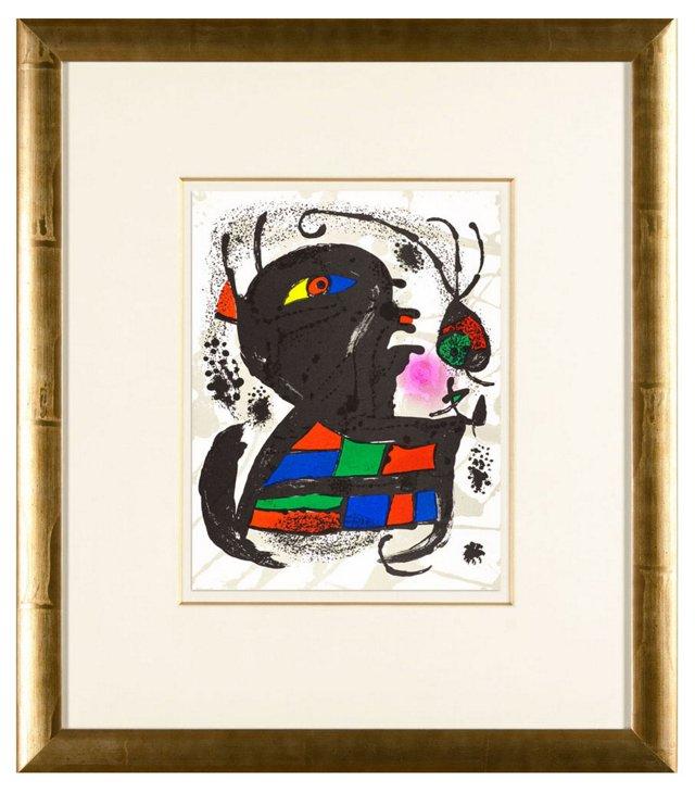 Untitled Joan Miró Lithographe III2 1977