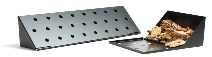 S/2 V-Shape Smoker Boxes