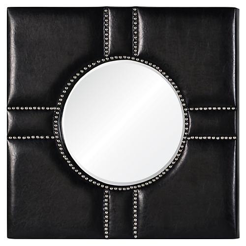 Quentin Wall Mirror, Silver