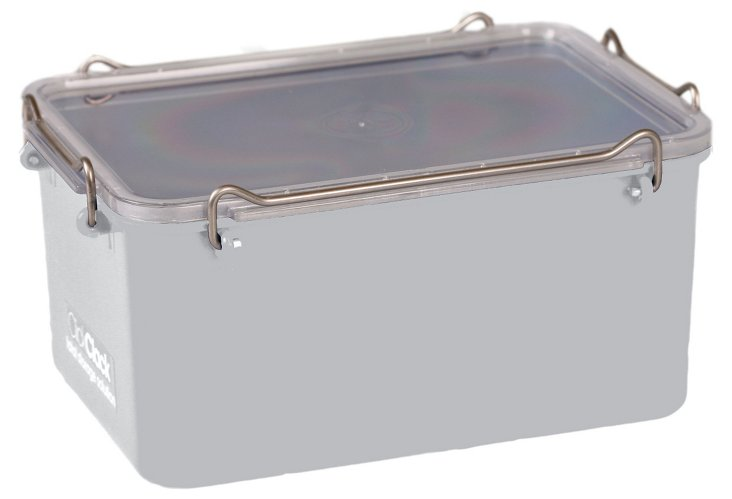 2 Qt. Airtight Box, White