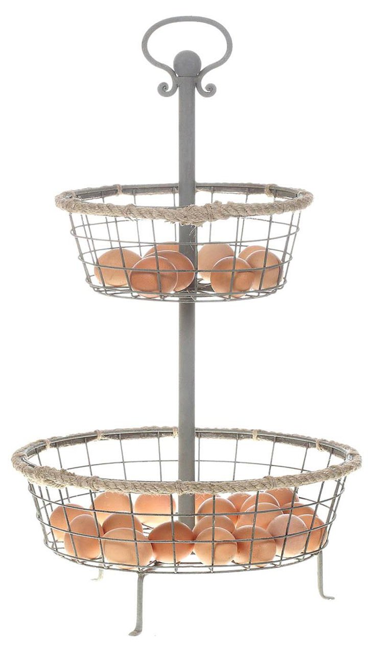 2-Tier Basket