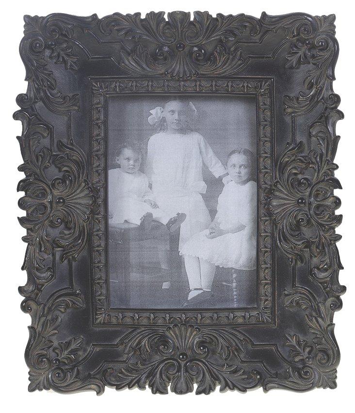 Noir 5x7 Frame, Black