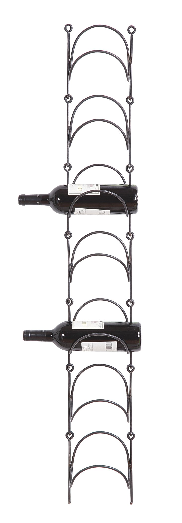 Contessa Wall Wine Bottle Holder