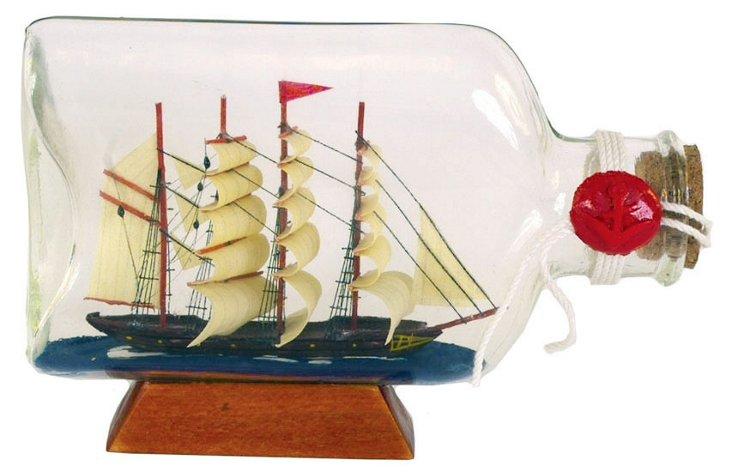 """7"""" Ship in a Bottle"""