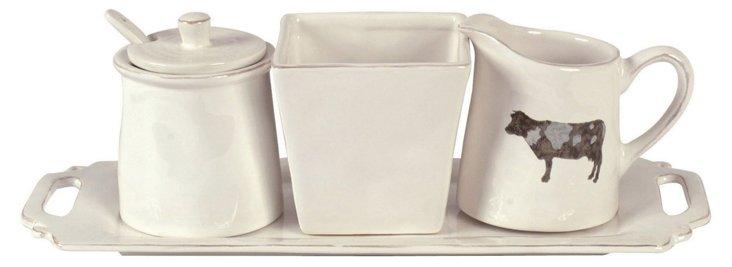 Asst of 4 Tea Service Set