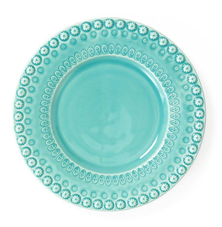 S/4 Fantasia Dessert Plates
