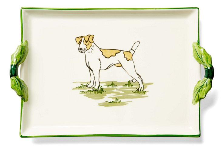 Jack Russell Handle Tray