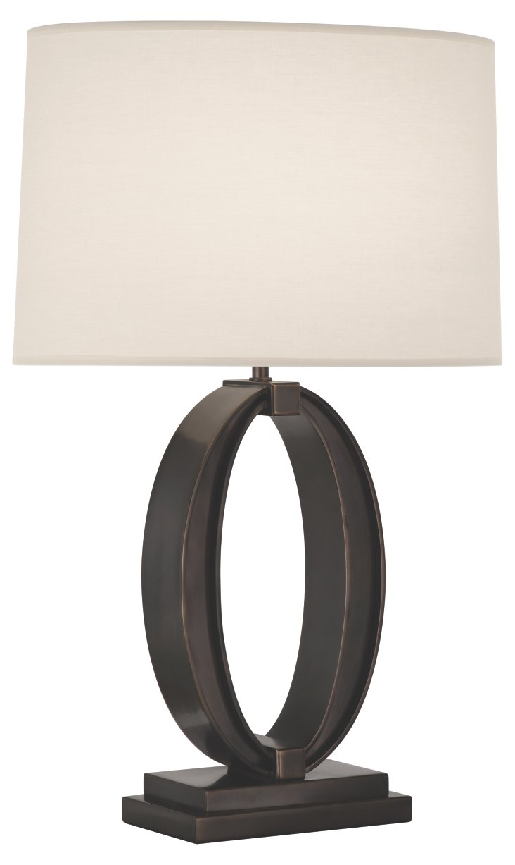 Owen Table Lamp, Bronze