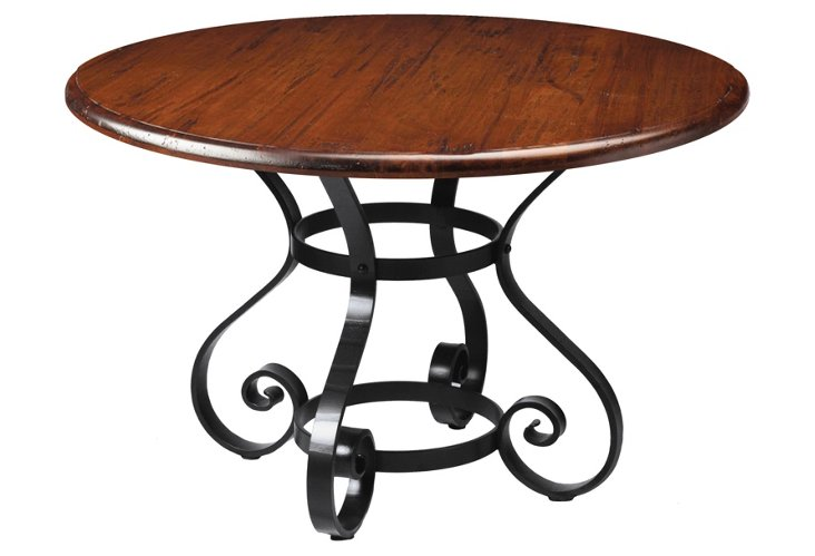 """Emerson 48"""" Round Dining Table"""