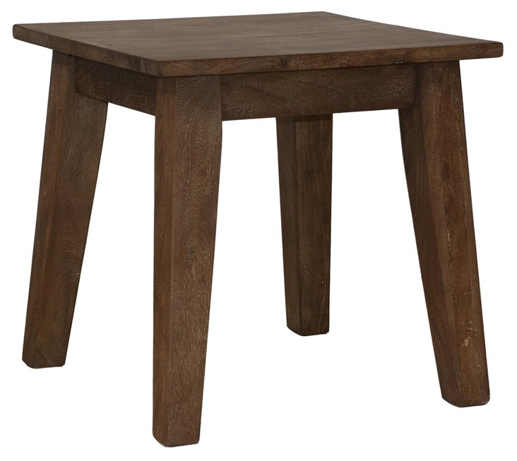 Highland End Table