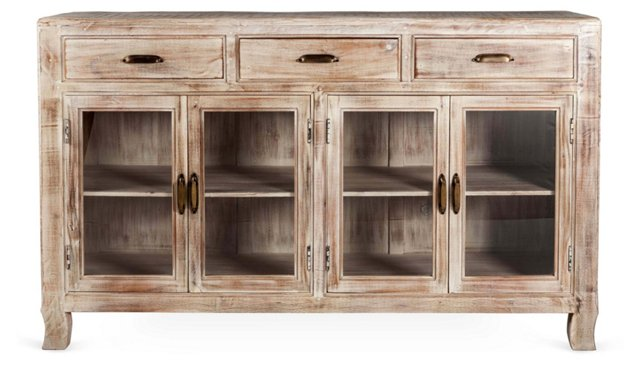 Cora 3-Drawer Sideboard