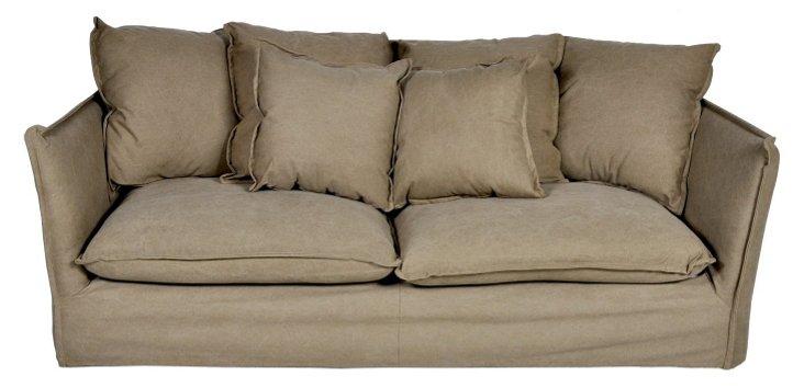 "Charlotte 85"" Sofa"