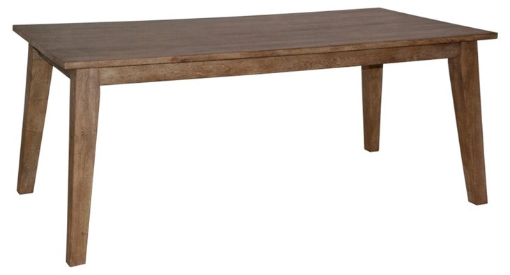 """Mesa 84"""" Dining Table"""