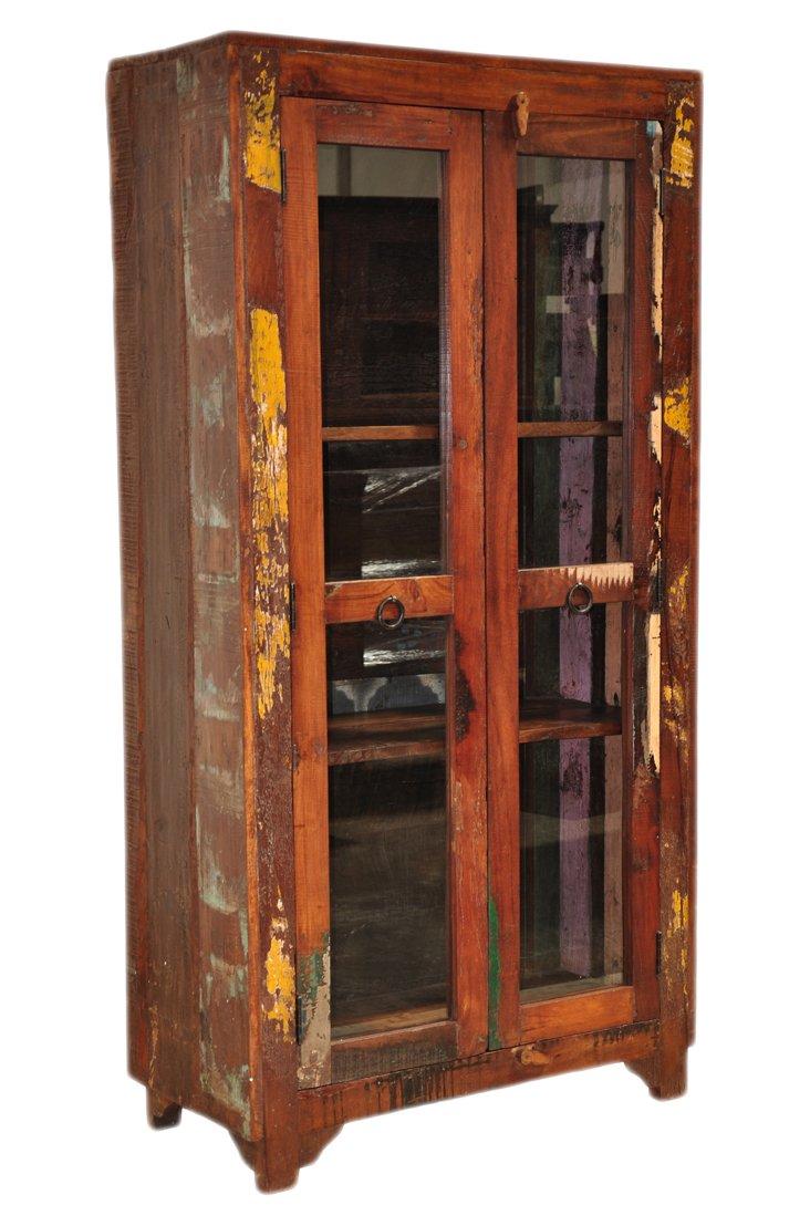 Dumai Glass Cabinet