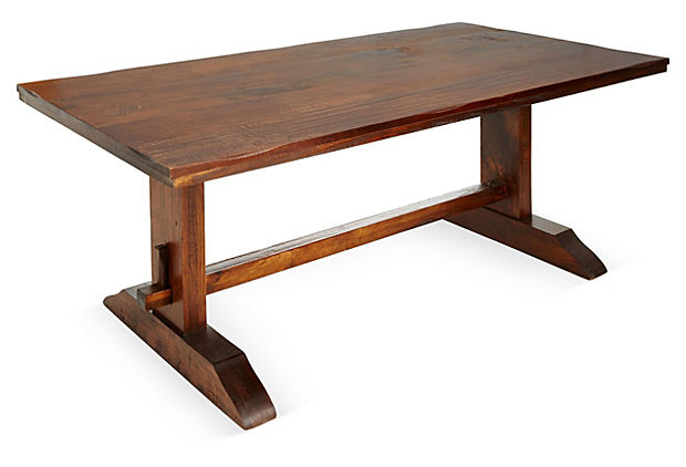 Sequoia Dining Trestle Table