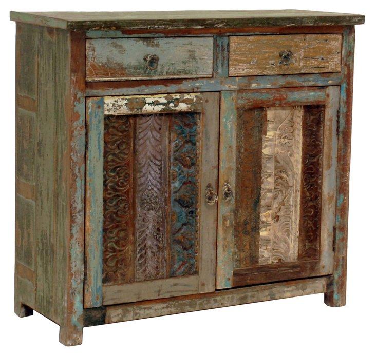 Sheila 2-Door Cabinet