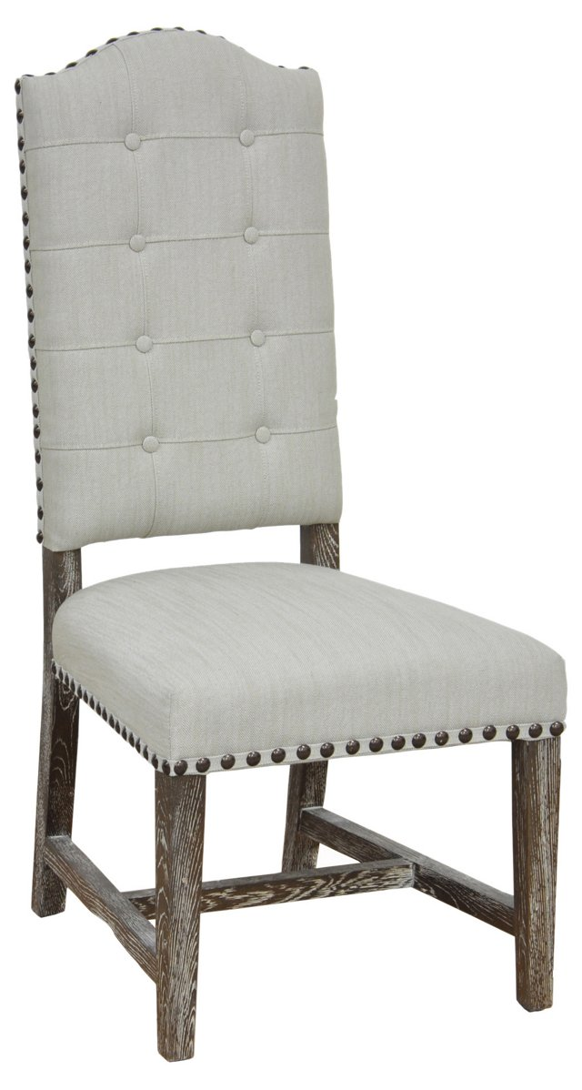 Duke Side Chair