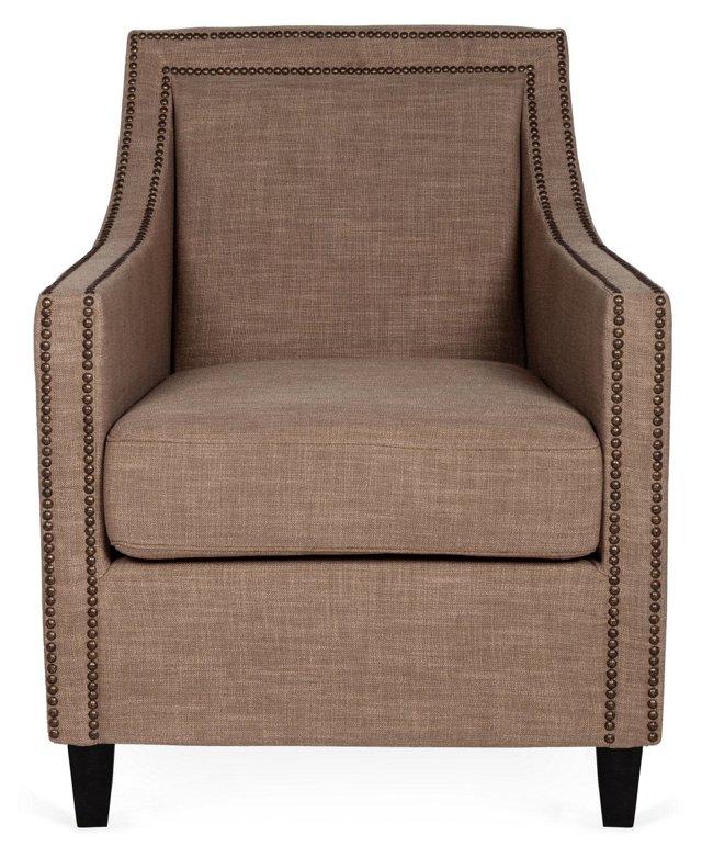 Westfield Club Chair, Mocha