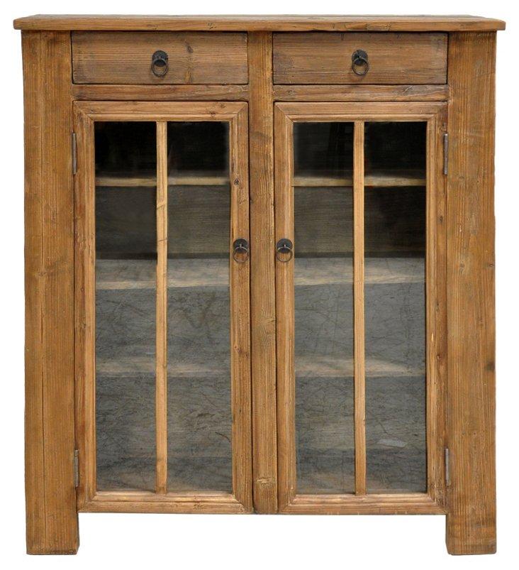 Antonio 2-Door Cabinet
