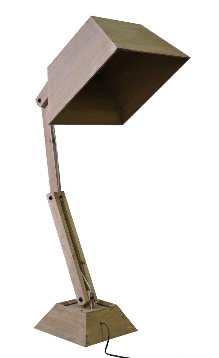 Heston Wood Floor Lamp