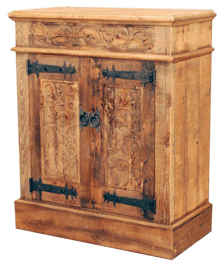 Lawrence 2-Door Cabinet