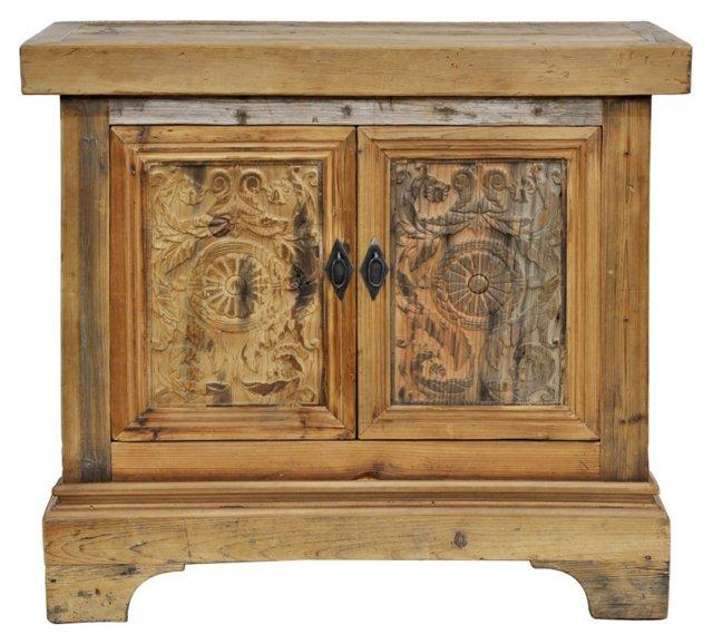 Alita 2-Door Cabinet