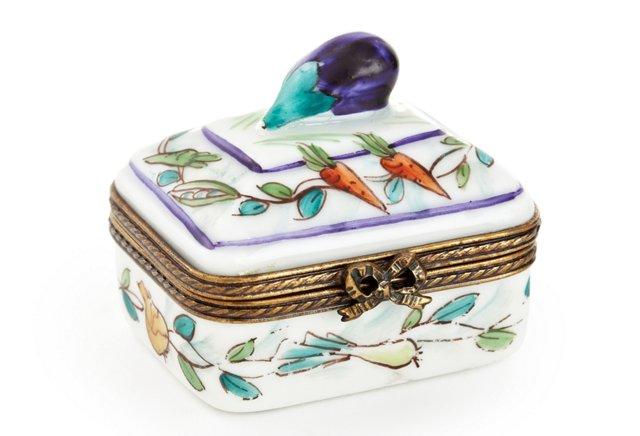 Petite Eggplant Box