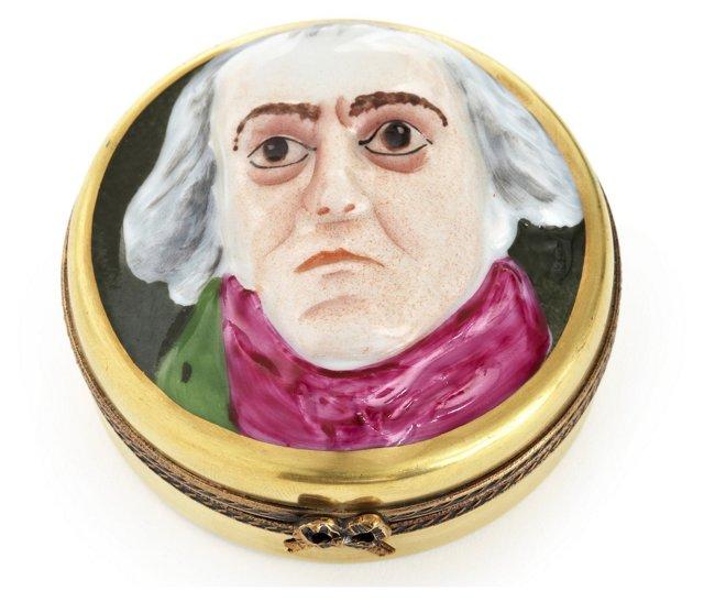 Round Beethoven Box