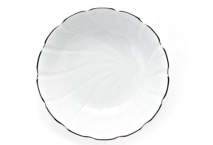 Round Baker, Silver