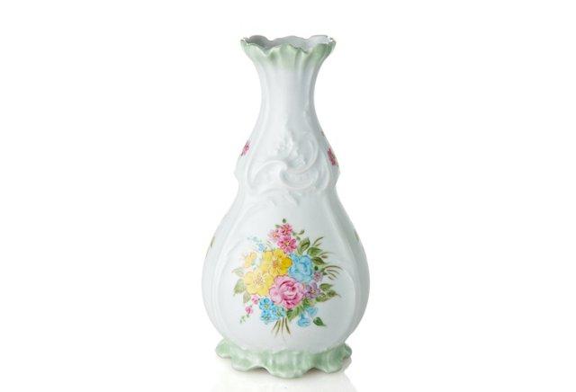 Rococo Vieux Paris Vase