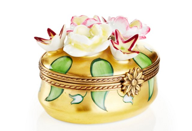 In Bloom Limoges Box