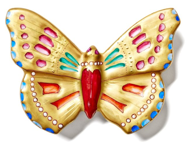 Jeweled Butterfly Box