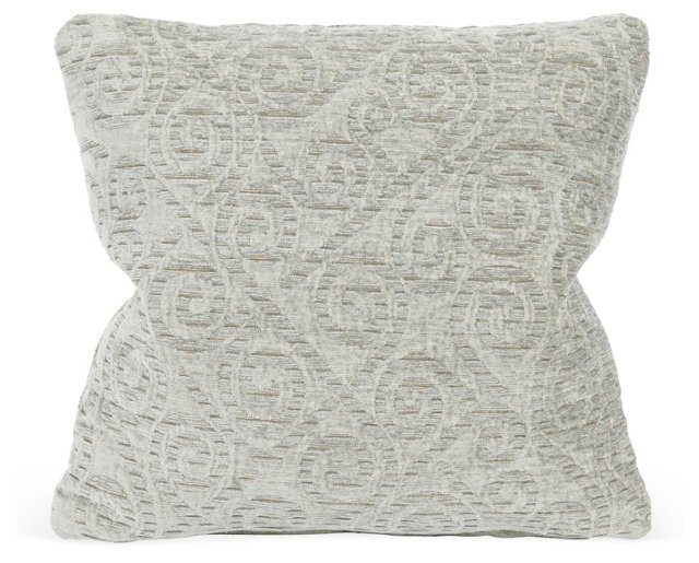 Shaved Chenille Pillow