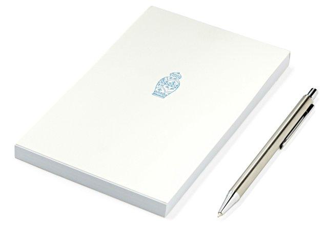 S/3 Ginger Jar Notepads