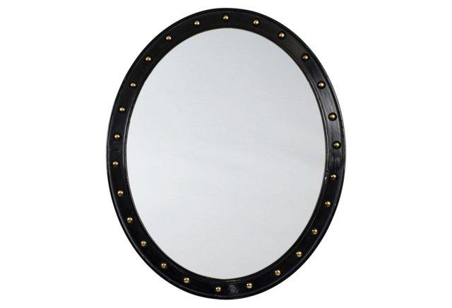 C. Fradin Berwin Mirror, Black