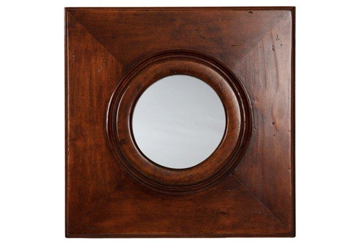 C. Fradin Codman Mirror, Walnut