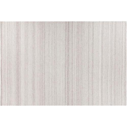 Accord Flat-Weave Rug, Gray