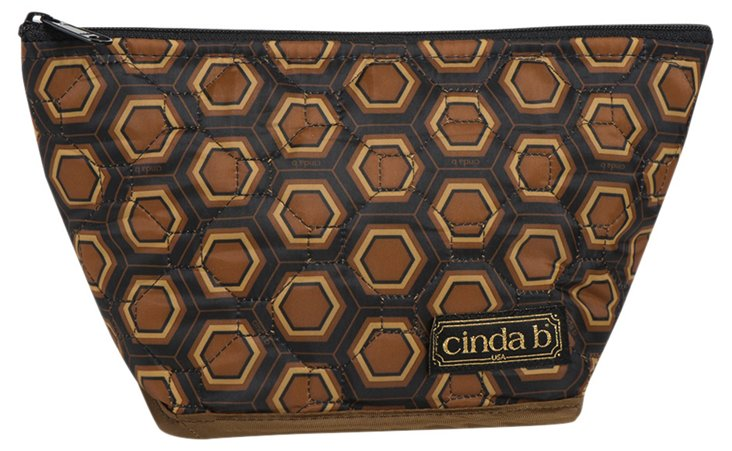 Medium Cosmetic  Bag, Black