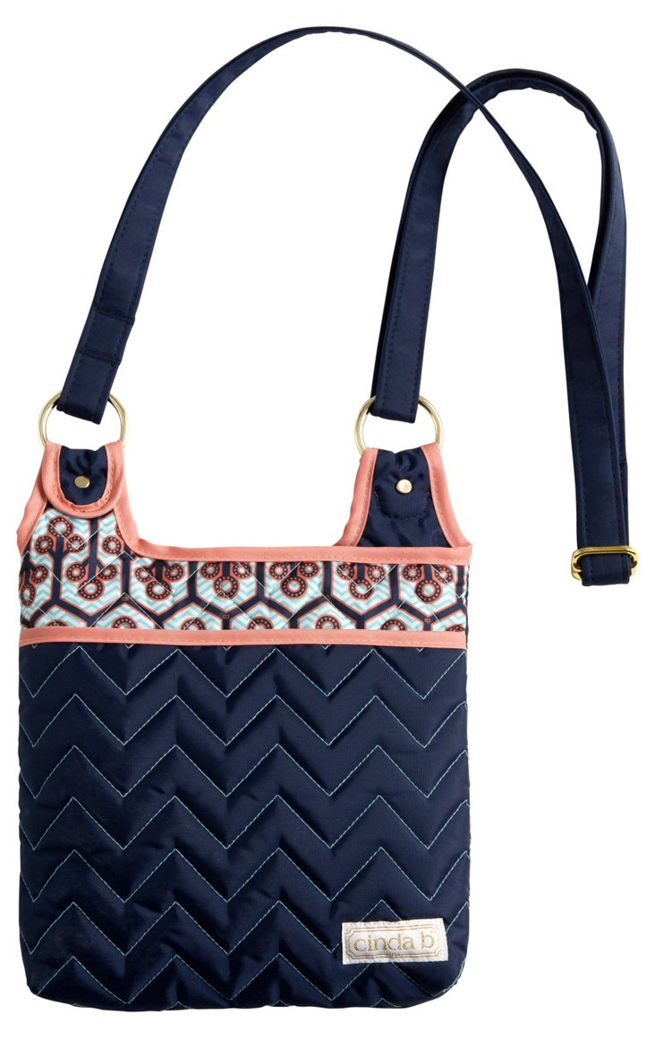 Hipster Bag, Navy