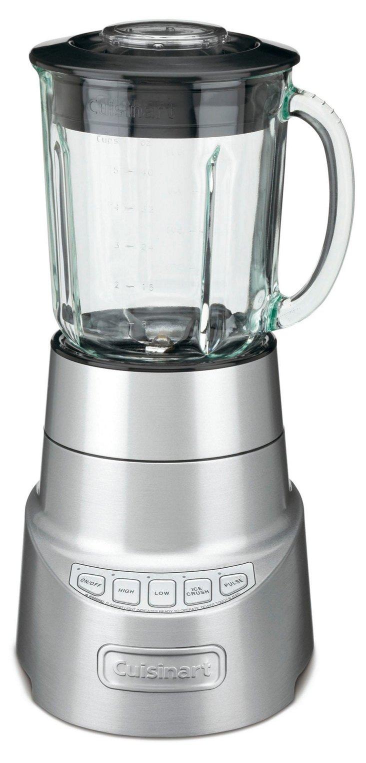 SmartPower Deluxe Blender, Silver