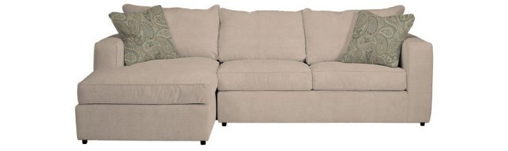 Michelle Left-Arm Sectional