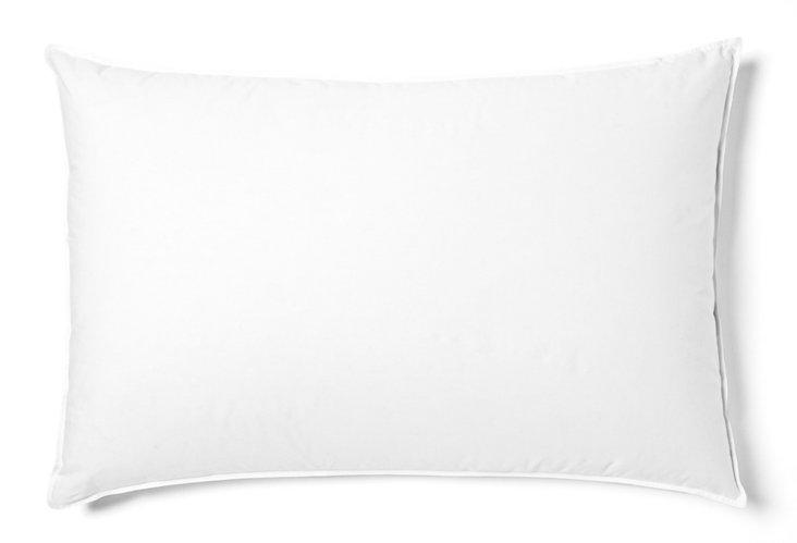 Essential Resort Down Pillow, Medium