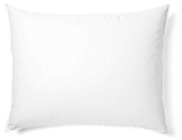 Essential Resort Down Pillow, Firm