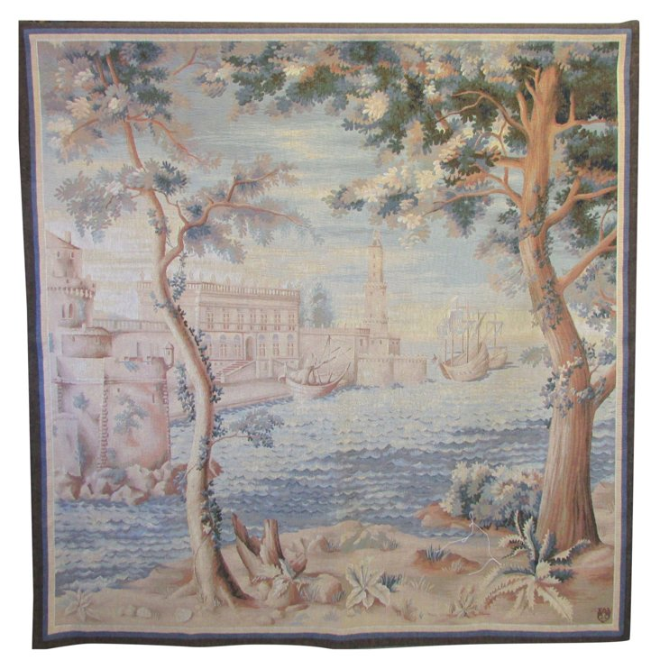 The Harbor Tapestry