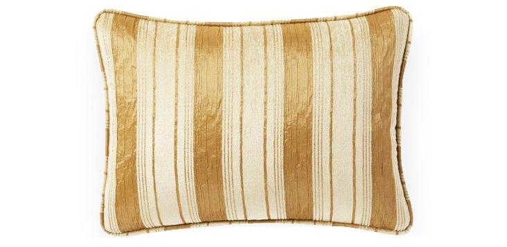Brocade Stripe Pillow